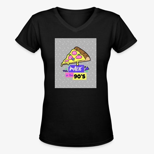 Made In The 90's - Women's V-Neck T-Shirt