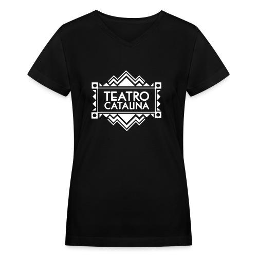 TC_Tshirt - Women's V-Neck T-Shirt