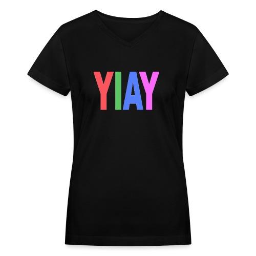 yiay - Women's V-Neck T-Shirt