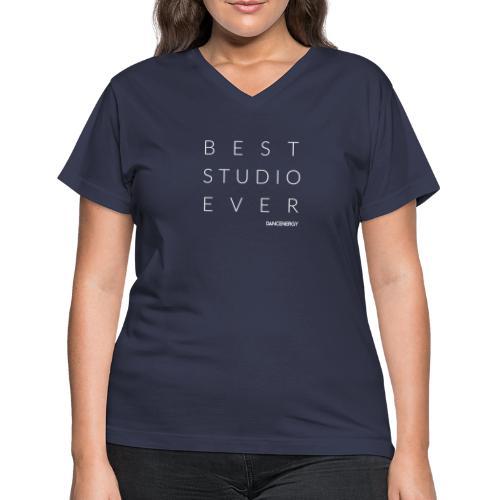 Best Studio Ever - Women's V-Neck T-Shirt