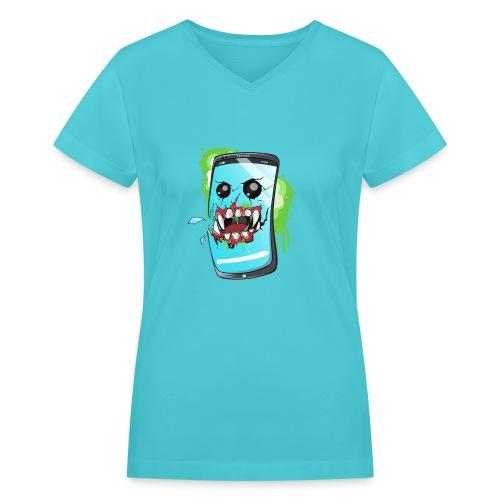 d12 - Women's V-Neck T-Shirt