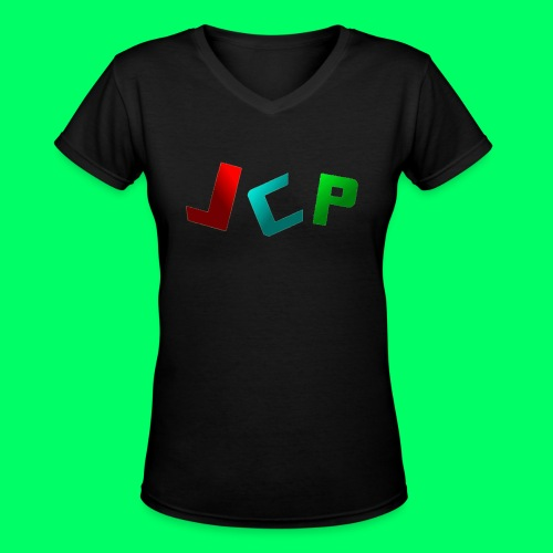 JCP 2018 Merchandise - Women's V-Neck T-Shirt