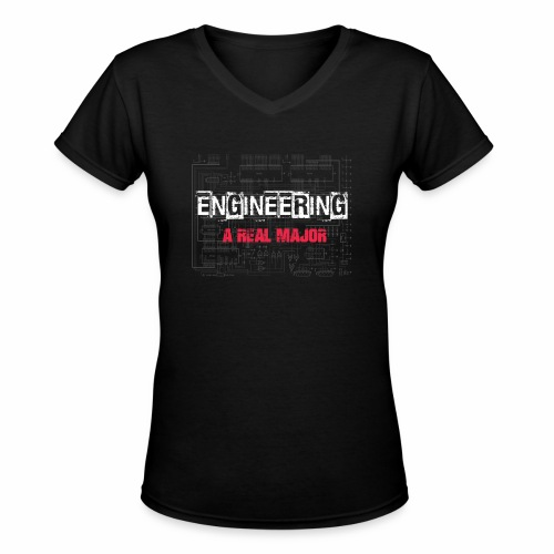 Electrical Engineering T Shirt - Women's V-Neck T-Shirt