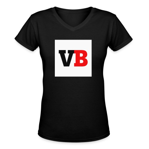 Vanzy boy - Women's V-Neck T-Shirt