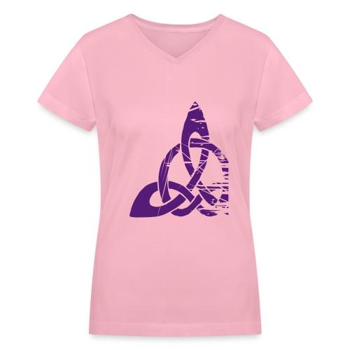 merch-export - Women's V-Neck T-Shirt