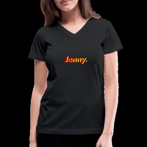 The Cover - Women's V-Neck T-Shirt