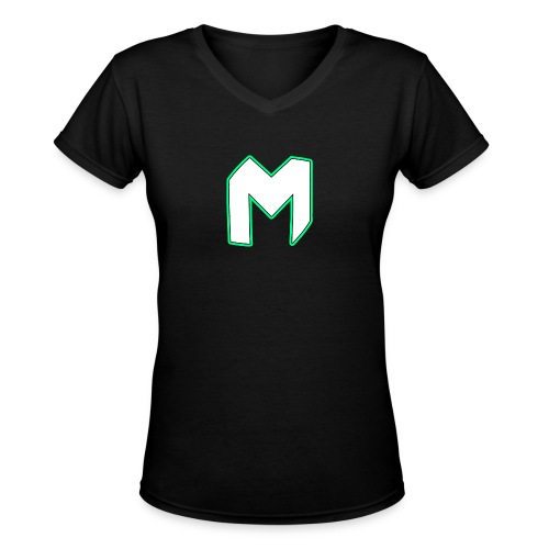 Player T-Shirt   Lean - Women's V-Neck T-Shirt