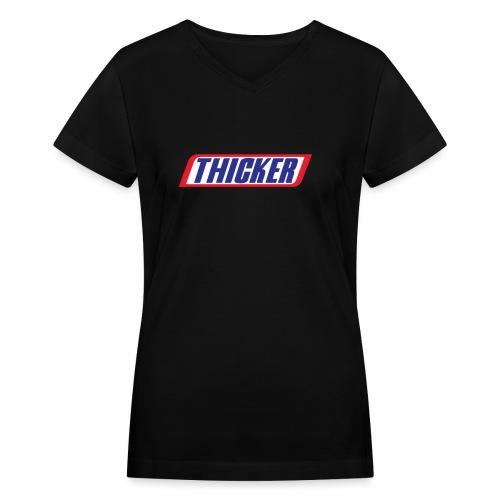 IMG 20200204 122050 01 1580840566700 1600x394 1581 - Women's V-Neck T-Shirt