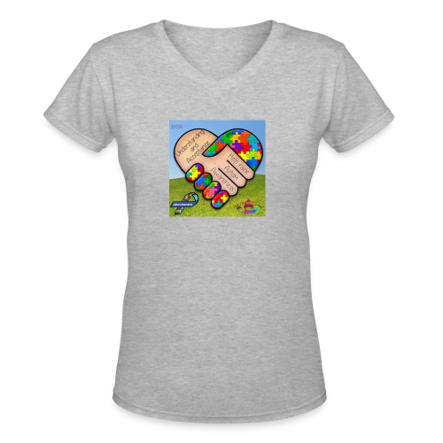 autpro1 - Women's V-Neck T-Shirt