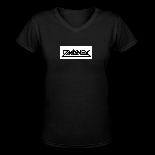 D-money merchandise - Women's V-Neck T-Shirt