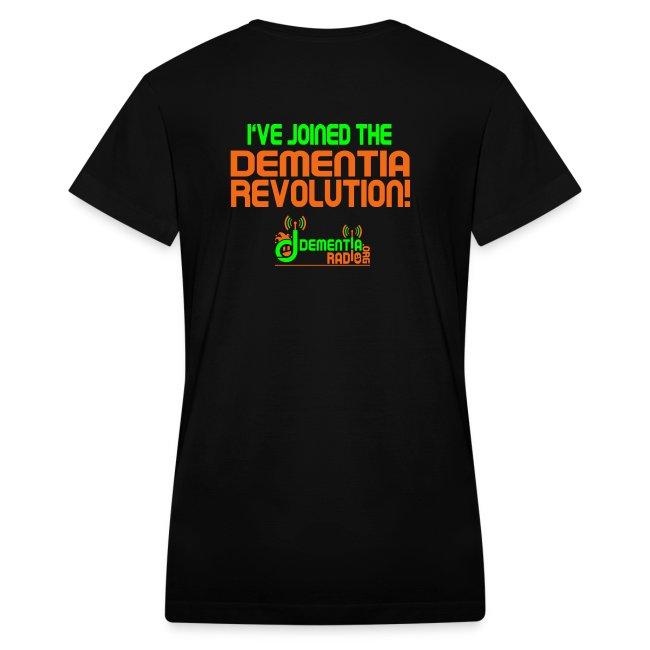 dementiaradiotshirt main just face