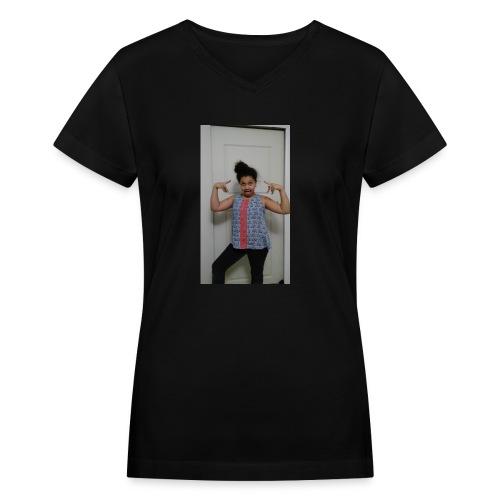 Winter merchandise - Women's V-Neck T-Shirt
