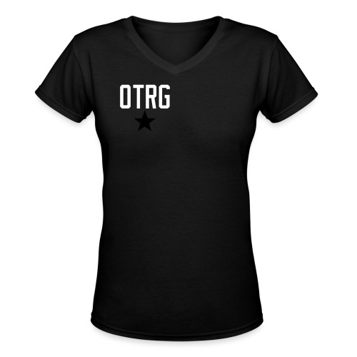 otrgstar - Women's V-Neck T-Shirt