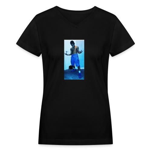 Sosaa - Women's V-Neck T-Shirt