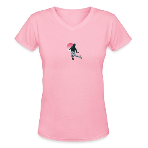 Fly - Women's V-Neck T-Shirt