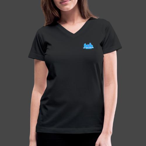 Maui Jim Songs - Women's V-Neck T-Shirt