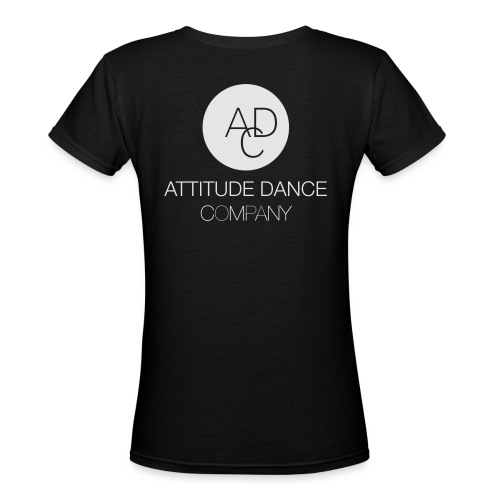 ADC Logo - Women's V-Neck T-Shirt
