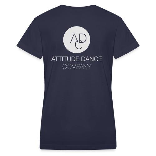 ADC Logo - Women's V-Neck T-Shirt