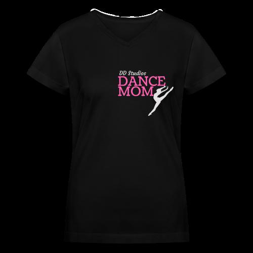 Dance Mom - Women's V-Neck T-Shirt