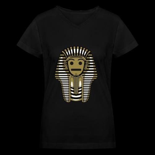 Pharaoh Fase - Women's V-Neck T-Shirt