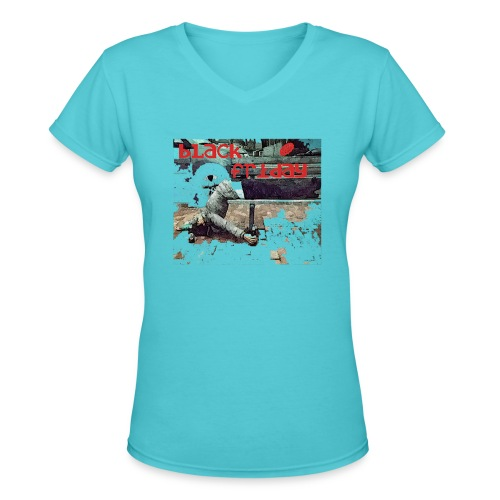 black friday - Women's V-Neck T-Shirt