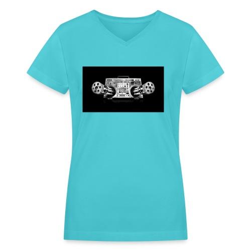 T-shirt Wj - Women's V-Neck T-Shirt