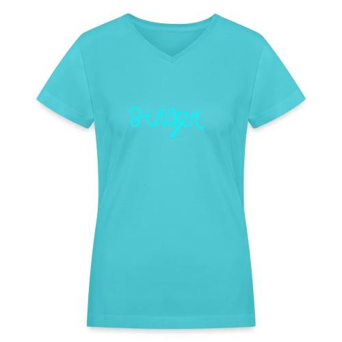 SINGER - Women's V-Neck T-Shirt