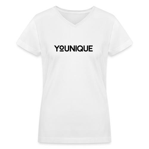 Uniquely You - Women's V-Neck T-Shirt