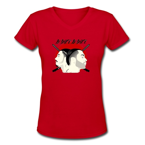 pnl - Women's V-Neck T-Shirt