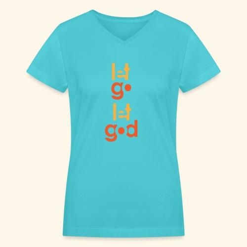 LGLG #11 - Women's V-Neck T-Shirt