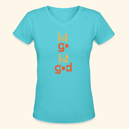 LGLG #11 - Women's V-Neck T-Shirt