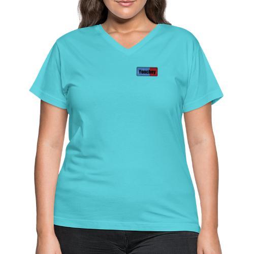 Yonchey - Women's V-Neck T-Shirt