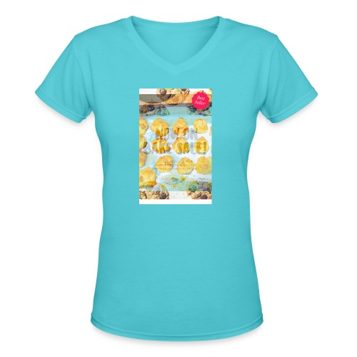 Best seller bake sale! - Women's V-Neck T-Shirt