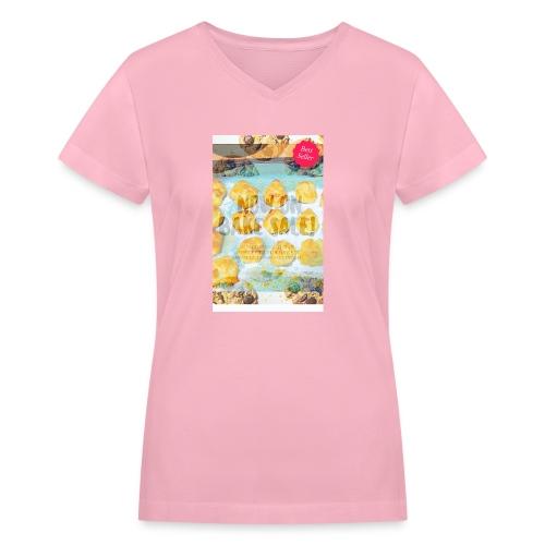 Best seller bake sale! - Women's V-Neck T-Shirt