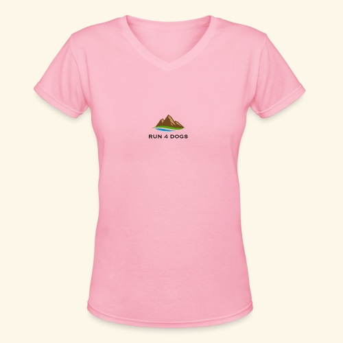 RFD 2018 - Women's V-Neck T-Shirt