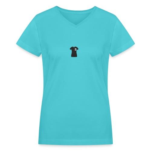 1 width 280 height 280 - Women's V-Neck T-Shirt