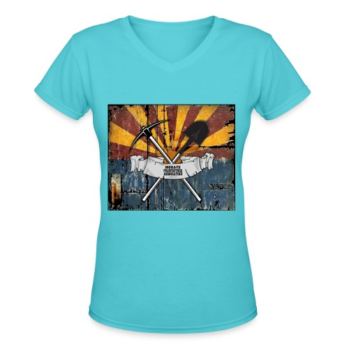 MPA new - Women's V-Neck T-Shirt