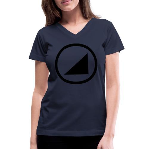 BULGEBULL - Women's V-Neck T-Shirt