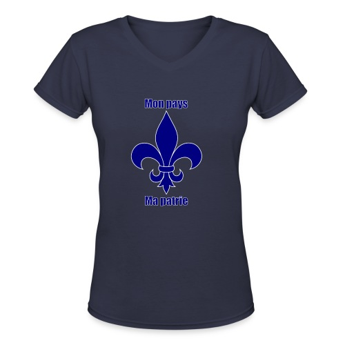 image20 - Women's V-Neck T-Shirt