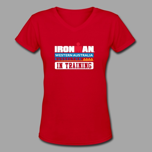 im western australia it alt - Women's V-Neck T-Shirt