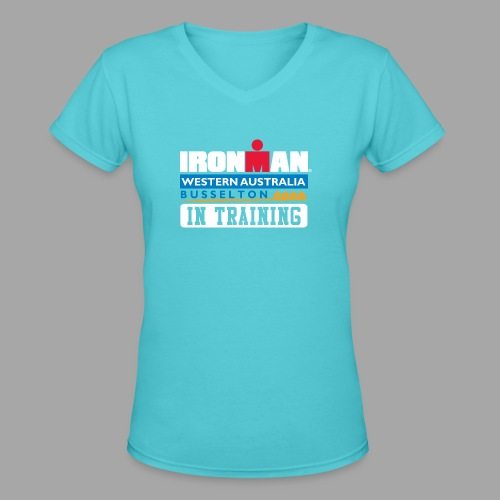 im western australia it alt - Women's V-Neck T-Shirt