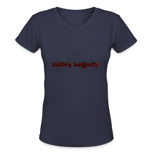 swag wear limited edtion - Women's V-Neck T-Shirt