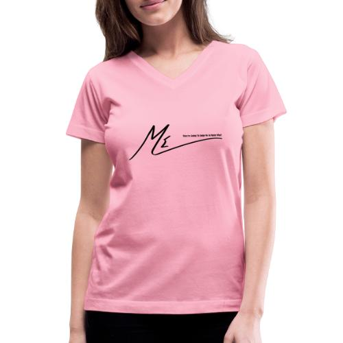 They're Going To Judge Me No Matter What! - Women's V-Neck T-Shirt