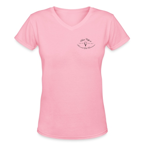BCMT - Women's V-Neck T-Shirt
