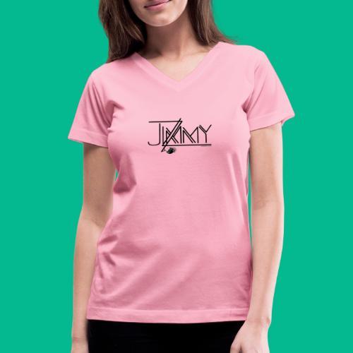 Actor James J Zito III Swag Shop - Women's V-Neck T-Shirt