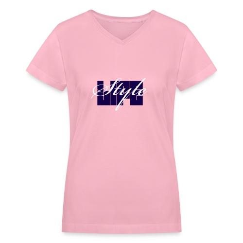 Style Life - Women's V-Neck T-Shirt