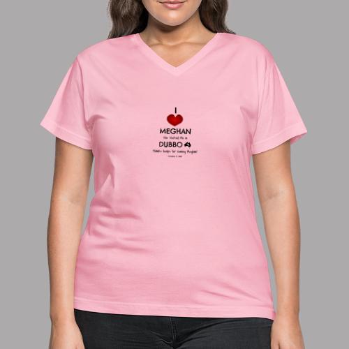 Prince Harry and Meghan Visit Dubbo - 17/10/2018 - Women's V-Neck T-Shirt
