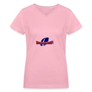 MaddenGamers - Women's V-Neck T-Shirt