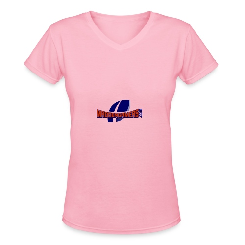 MaddenGamers - Women's V-Neck T-Shirt