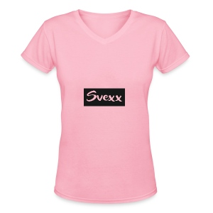 Svexx - Women's V-Neck T-Shirt
